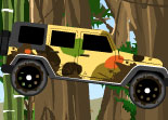 4x4 dans la Jungle