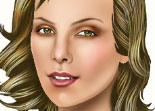 Charlize Theron Maquillage