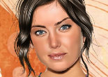 Jessica Stroup Maquillage