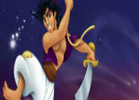 Aladdin en Flash