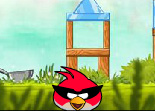 Angry Birds Castle Attack
