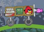 Angry Birds Crazy Race