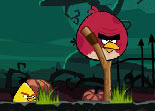 Angry Birds Halloween Haute Définition