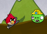 Angry Birds Violent