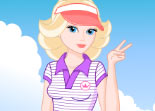 Barbie Golfeuse