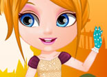 B�b� Barbie s'Habille en Ever After High