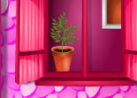 D�core le Balcon de Barbie