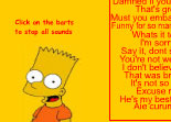 Phrases Cultes Bart Simpson