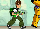 Ben 10 zone de Destruction Alien
