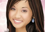 Maquillage Brenda Song