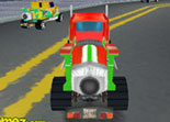 Camion Turbo 3D