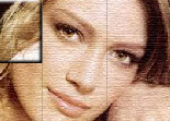 Hilary Duff Puzzle