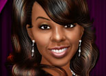 Kelly Rowland Maquillage