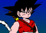 Dragon Ball Z Coloriage