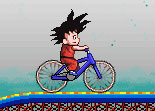Dragon Ball Z Vélo