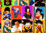 Mahjong Dragon Ball Z