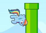 Flappy Bird Mon Petit Poney