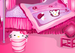 Hello Kitty Chambre