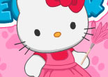 Hello Kitty Nettoyage