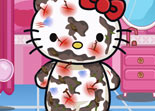 Soigner Hello Kitty