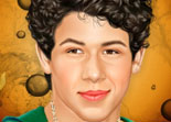 Nick Jonas Maquillage