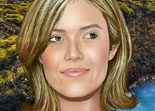 Mandy Moore Maquillage
