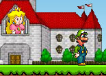 Mario Défense Chateau Princesse Peach