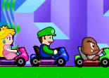 Mario Kart Racing Tournament