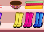 Faire ses Bottes Monster High