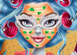 Ghoulia Yelps Maquillage R�aliste