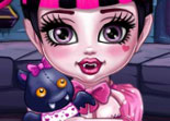Monster High B�b� � la Grippe