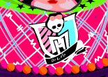 Monster High G�teau � D�corer