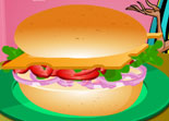 Monster High Hamburger D�coration
