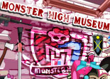 Objets Cach�s au Mus�e Monster High