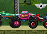 Course de Monster Truck 2