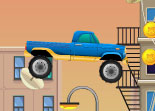 Course Voiture Monster Truck