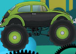 Monster Beetle qui Saute