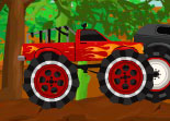 Monster Truck Monstrueux