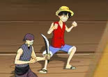 Luffy au Chapeau de paille One Piece