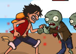 One Piece contre Zombies