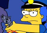 Marge Simpson Polici�re