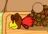 Pou Thanksgiving
