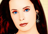 Holly Marie Combs Maquillage