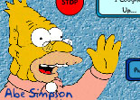 Grand P�re Abraham Simpson