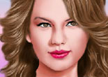 Maquillage de Taylor Swift