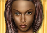 Tyra Banks Maquillage