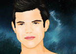 Taylor Lautner Maquillage