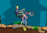 Wheelie King V�lo 3D