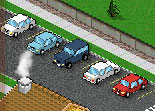 Voiture en Ville Traffic Command 3