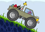Voiture Angry Birds